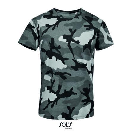 SOL´s Men´s Camo T-Shirt
